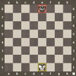 Initial king start positions